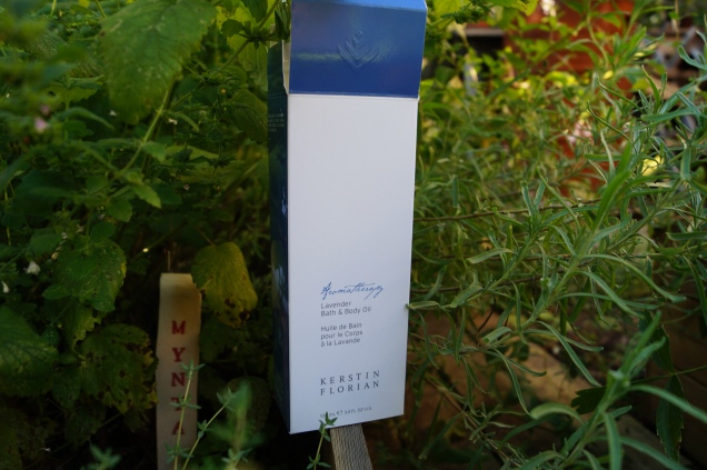 Organisk lavendelolja