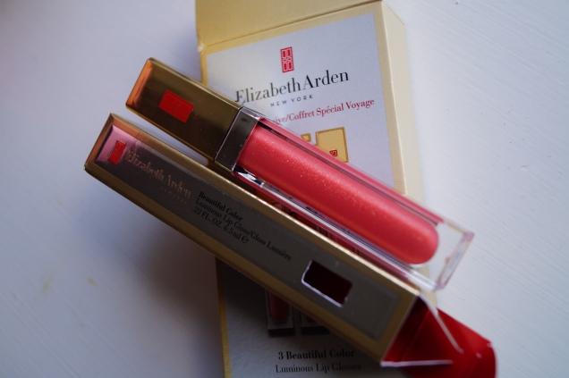 Elisabeth Arden 3-pack lip gloss