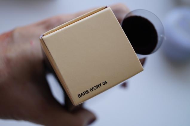 Ivory 04 är min färg på BareSkin