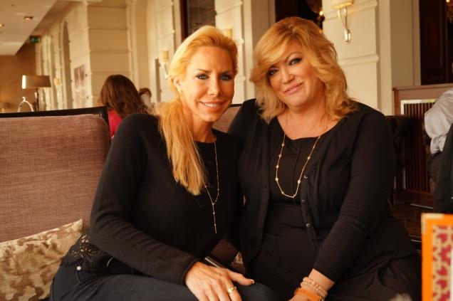 Pauline och Debbie