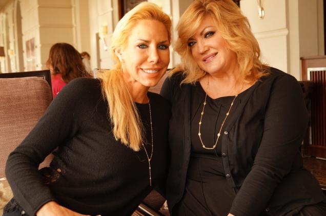 Pauline Youngblood och hennes medarbetare Debbie