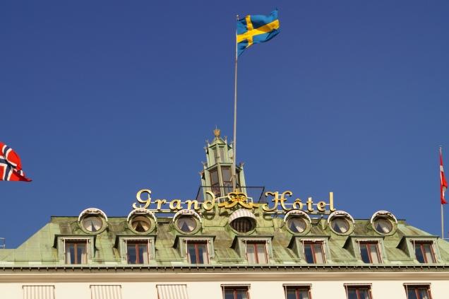 Grand Hôtel Stockholm 30 sept 2014