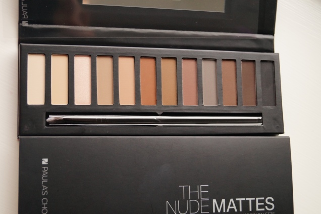 The Nude Mattes Eyeshadow Palette från Paula´s Choice