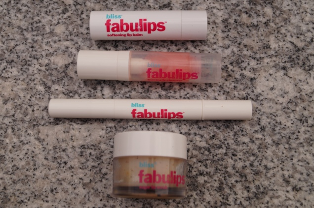 Bliss Fabulips Kit