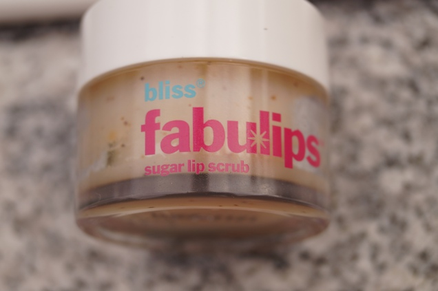 Bliss Fabulips Lip Scrub