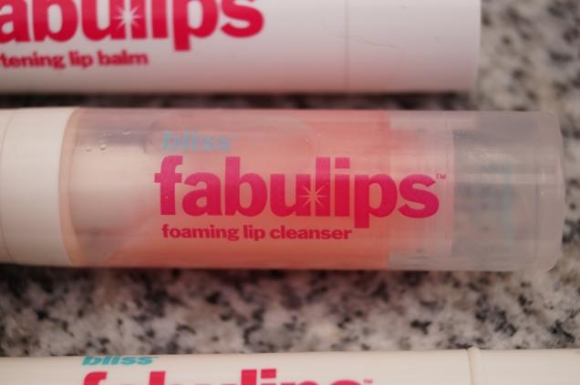 Fabulips Lip Cleanser
