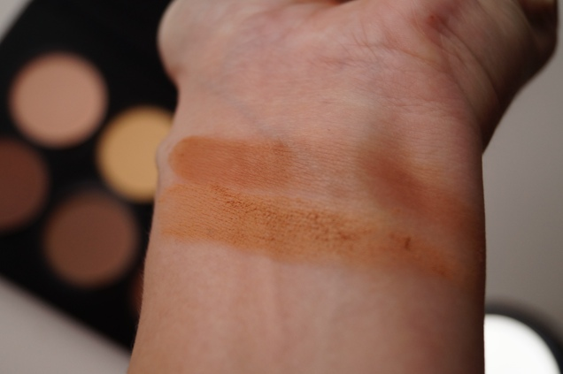 Swatches Anastatia Beverly Hlls och La