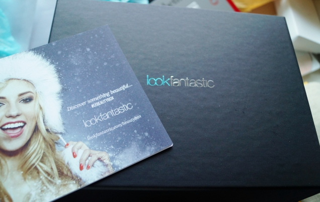 Lookfantastic Beauty Box December 2014