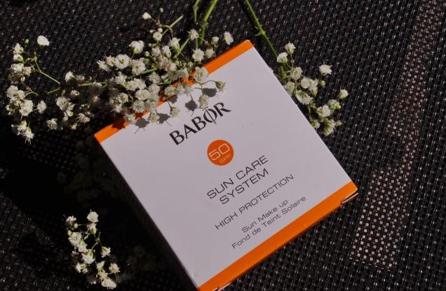 Babor Sun MakeUp spf 50