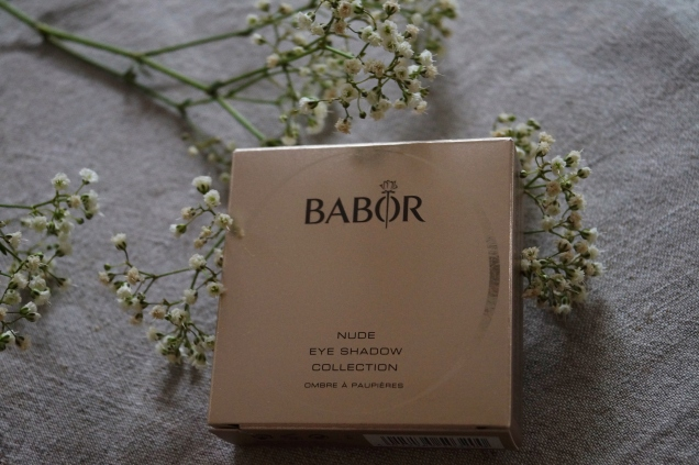 Babor Nude Eye Shadow Collection