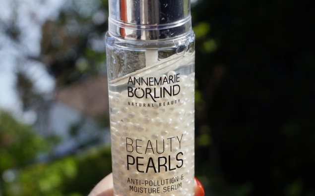 AnneMerie Börlind Beauty Pearls Anti Pollution Moisture Serum