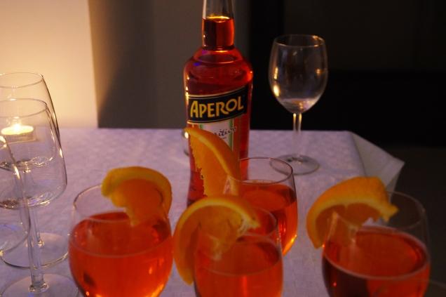 Somriga drinkar och juni - nu är det sommar hörrni! :)
