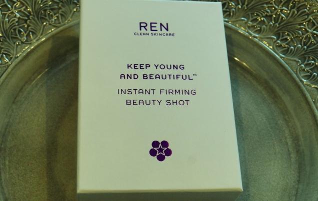 En lila låda med REN-produkter kom precis före midsommar :)